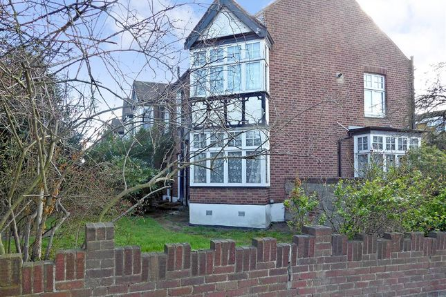 Thumbnail End terrace house for sale in Whipps Cross Road, London