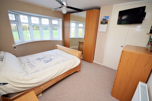 Bedroom One of Elgar Crescent, Llanrumney, Cardiff CF3
