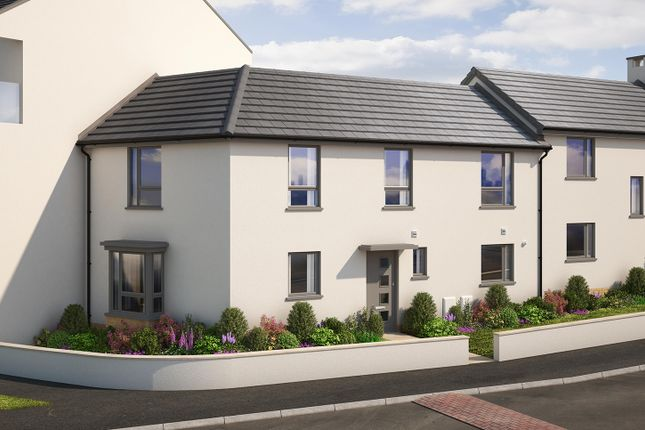 """Thumbnail Semi-detached house for sale in """"The Farway"""" at Waddeton Close, Paignton"""
