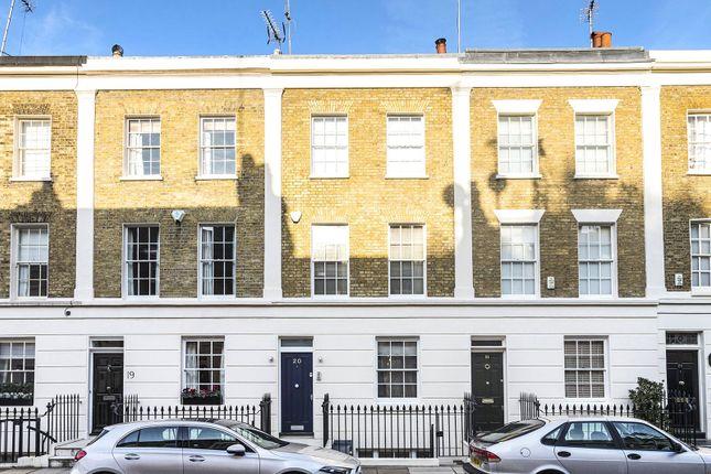 Thumbnail Terraced house for sale in Caroline Terrace, London