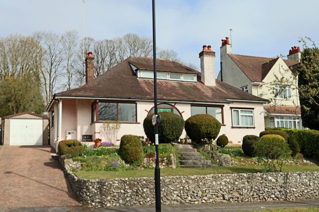 Thumbnail Detached bungalow for sale in Bramley Avenue, Coulsdon
