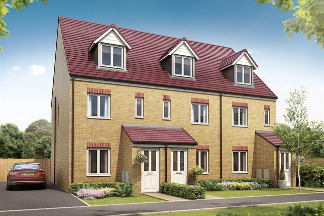 "Thumbnail Semi-detached house for sale in ""The Windermere  "" at Sunniside, Houghton Le Spring"