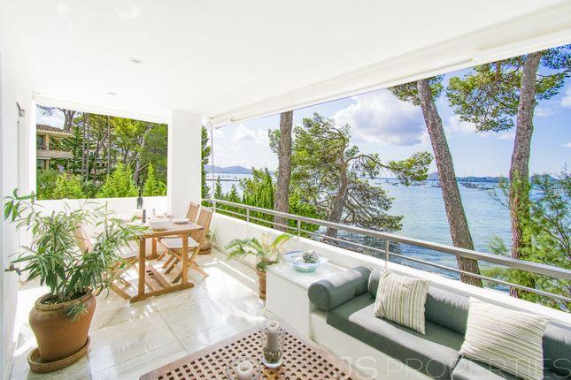 Thumbnail Apartment for sale in Puerto Pollensa, Mallorca, Illes Balears, Spain
