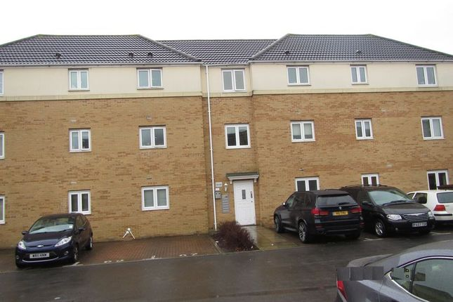 Thumbnail Flat to rent in The Hedgerows, Bradley Stoke, Bristol