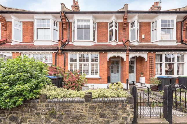 Thumbnail Terraced house for sale in Ollerton Road, London