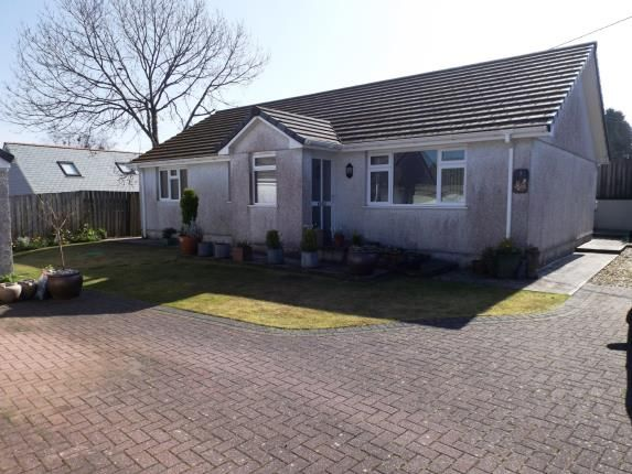 Thumbnail Bungalow for sale in Hallaze Road, St. Austell