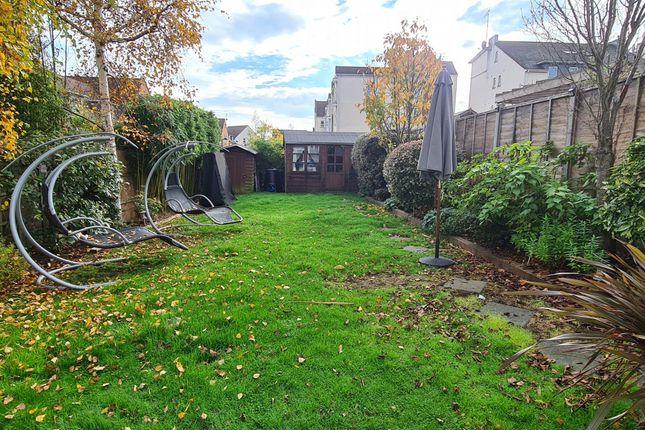 Garden of Connaught Avenue, East Barnet, Barnet EN4