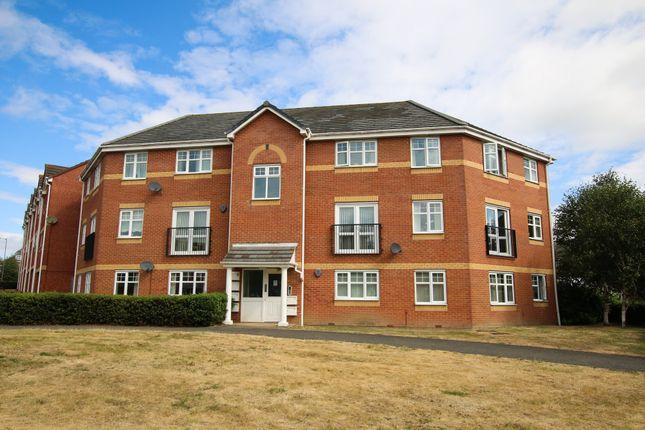 Thumbnail Flat to rent in Wisteria Way, Nuneaton
