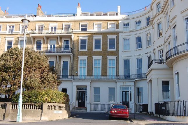 Thumbnail Flat for sale in Eastern Terrace, Brighton
