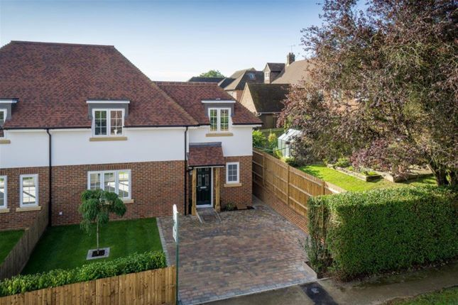 Thumbnail Semi-detached house for sale in Crabtree Road, Knebworth