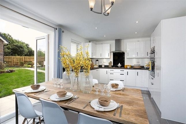 Thumbnail Semi-detached house for sale in Centurion View, Coopers Edge, Brockworth, Gloucester