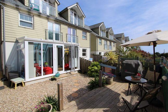 3 bed town house to rent in Trerose Coombe, Downderry, Torpoint PL11