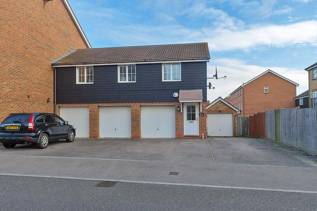 Thumbnail Detached house to rent in Emerald Crescent, Sittingbourne