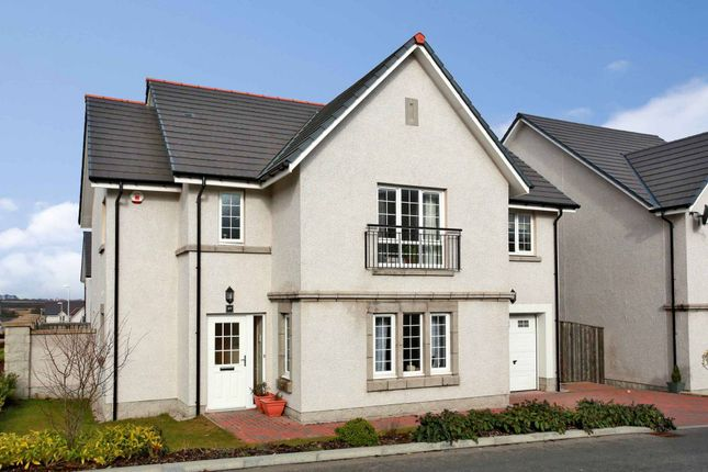Thumbnail Detached house for sale in Corse Drive, Bridge Of Don, Aberdeen, Aberdeenshire