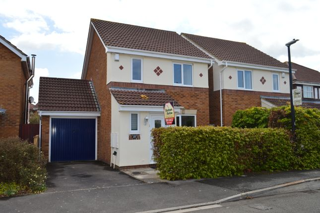 3 bed detached house for sale in Shrewsbury Bow, Weston-Super-Mare BS24