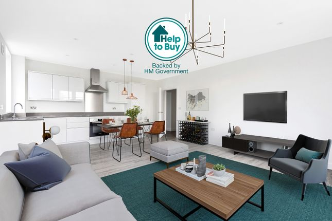 2 bed flat for sale in Bromley Common, Bromley BR2