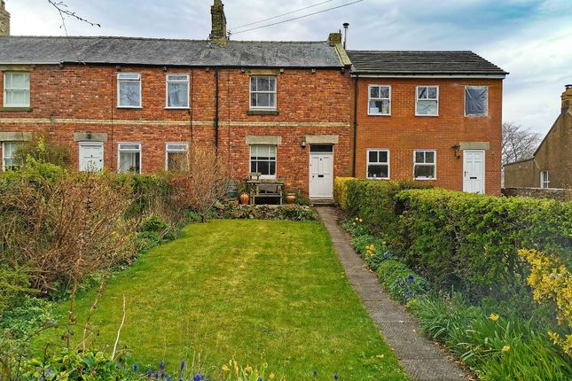 2 bed terraced house for sale in Berkley Terrace, Whalton, Morpeth NE61