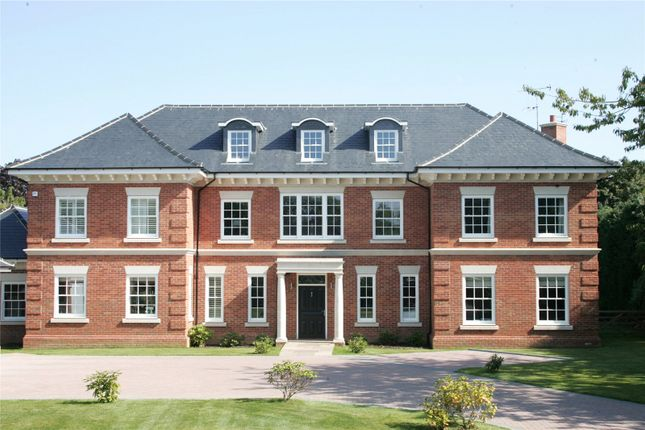 Thumbnail Detached house for sale in Stoneyfields, Farnham, Surrey