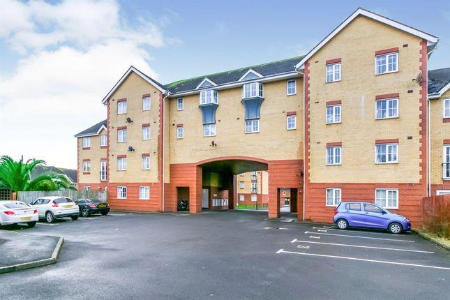 2 bed flat for sale in Gerddi Margaret, Barry CF62