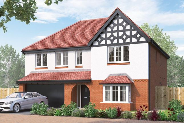 "Thumbnail Property for sale in ""The Kirkham"" at Russell Drive, Wollaton, Nottingham"
