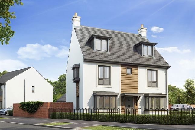 """Thumbnail Detached house for sale in """"The Perriford"""" at Hayfield Way, Bishops Cleeve, Cheltenham"""
