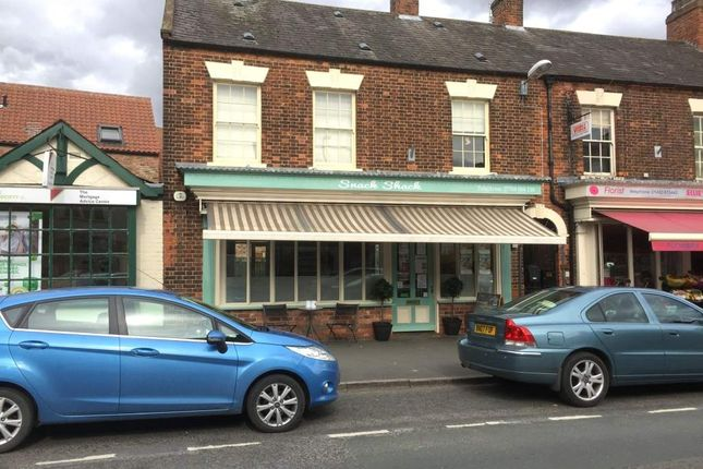Restaurant/cafe for sale in Market Weighton YO43, UK