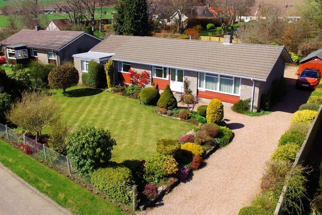 Thumbnail Bungalow for sale in Wemysshall Road, Ceres, Fife