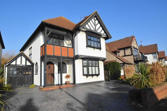 Thumbnail Detached house for sale in The Ridgeway, Westcliff-On-Sea, Essex