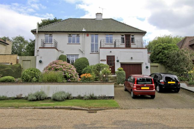 Thumbnail Detached house for sale in East End Way, Pinner