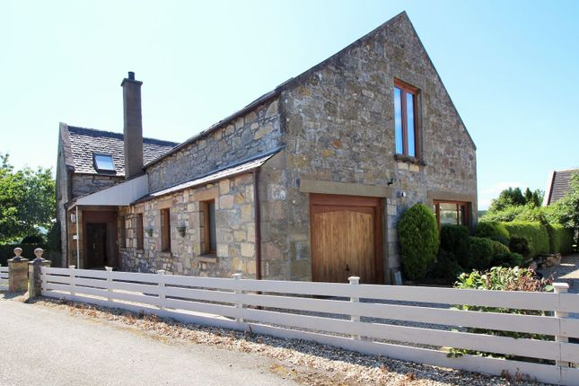 Thumbnail Detached house for sale in Newton Of Dalvey, Forres