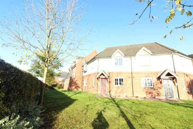 3 bed semi-detached house to rent in Millbrook Gardens, Blythe Bridge, Stoke-On-Trent