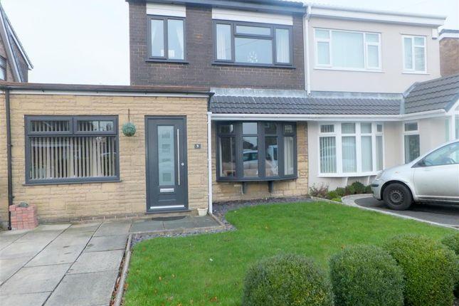 Thumbnail Semi-detached house for sale in Thorndyke Close, Rainhill, Prescot