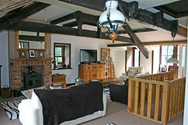 Lounge Picture 2 of The Old Mill, The Corony, Maughold IM7