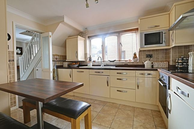 Thumbnail Semi-detached house for sale in Spencer Close, Cottingham