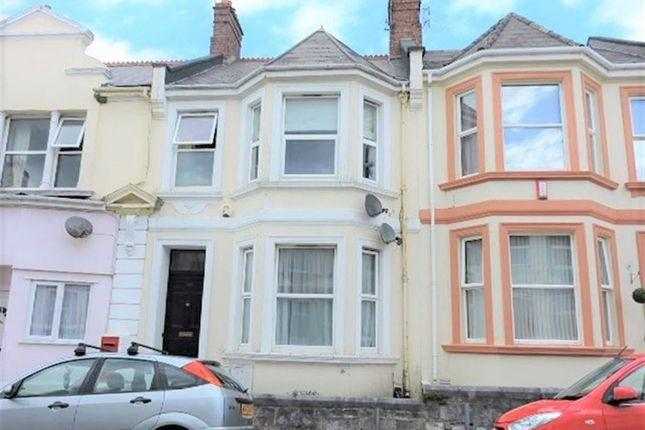 Thumbnail Flat to rent in Whittington Street, Plymouth