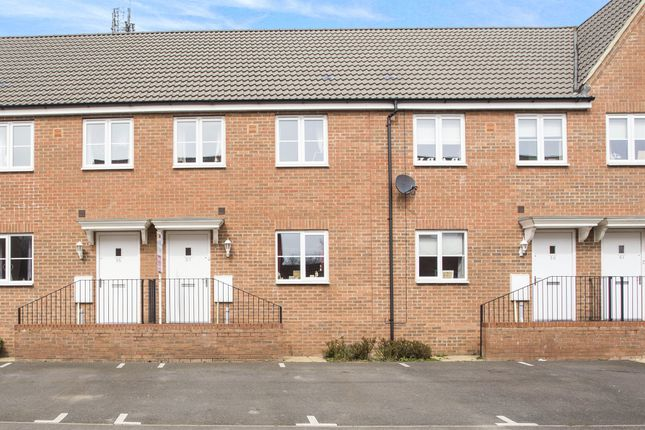 Thumbnail Terraced house for sale in Dairy Way, Gaywood, King's Lynn