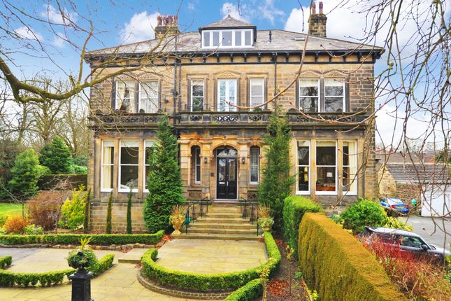 Thumbnail Flat for sale in St Kevin's Court, Queen's Road, Harrogate