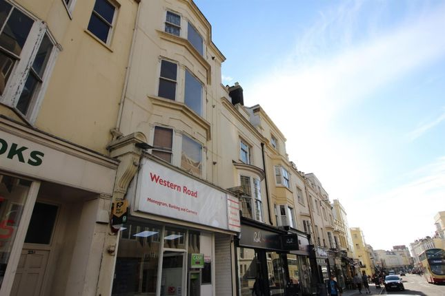 Front of Western Road, Hove BN3
