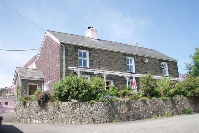 Detached house for sale in Llanarth