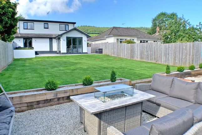 Thumbnail Semi-detached bungalow for sale in Higher Woolbrook Park, Sidmouth
