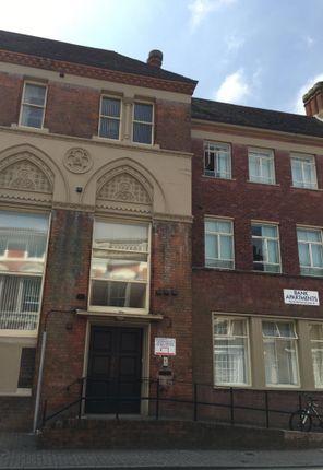 Thumbnail Flat to rent in Wolverhampton Street, Dudley