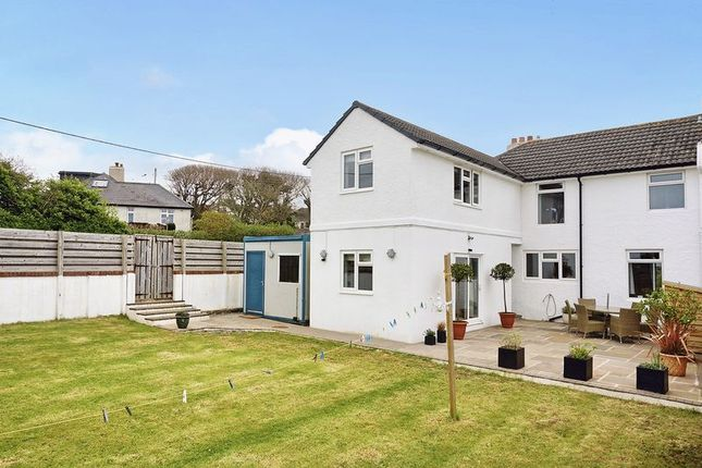 Thumbnail Semi-detached house for sale in Moor Cross, Bude