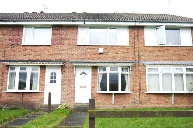 Thumbnail Terraced house to rent in Parkside Walk, Farsley