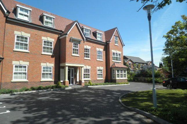 Thumbnail Flat to rent in Vicarage Gardens, Walmley Ash Road, Walmley