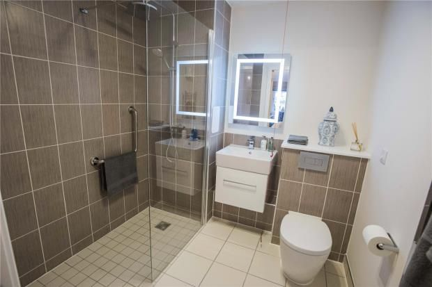 Example Shower Room