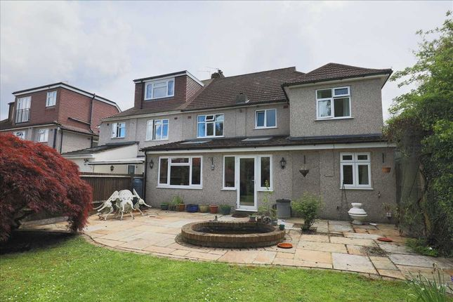 Thumbnail Semi-detached house for sale in The Mount, Coulsdon