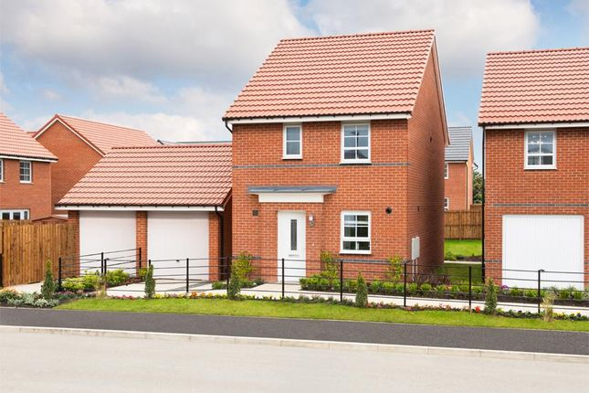 """Thumbnail Detached house for sale in """"Collaton"""" at Rydal Terrace, North Gosforth, Newcastle Upon Tyne"""