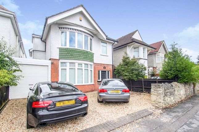 Thumbnail Detached house to rent in Talbot Hill Road, Winton, Bournemouth