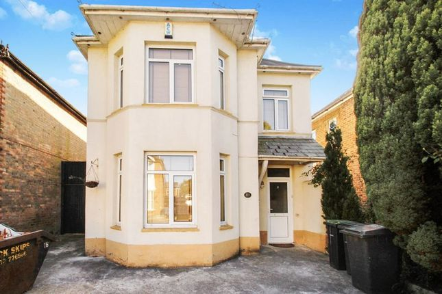 Thumbnail Detached house to rent in Shelbourne Road, Bournemouth