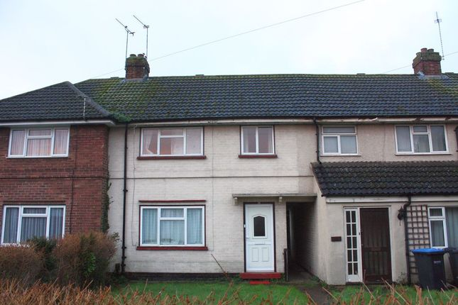 Thumbnail Terraced house for sale in Kingsley Avenue, Englefield Green